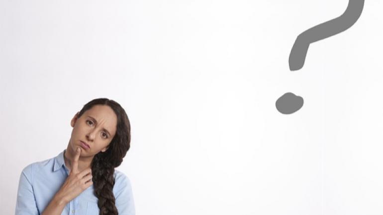 La duda produce inseguridad y ansiedad